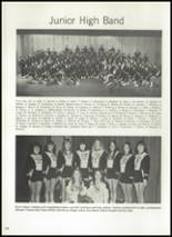 1973 Seminole High School Yearbook Page 162 & 163