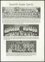 1973 Seminole High School Yearbook Page 164 & 165
