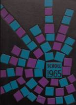 1965 Yearbook Boone High School