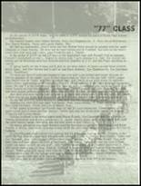 1977 Montesano High School Yearbook Page 20 & 21