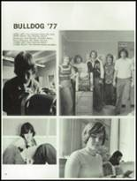 1977 Montesano High School Yearbook Page 70 & 71