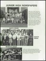 1977 Montesano High School Yearbook Page 72 & 73
