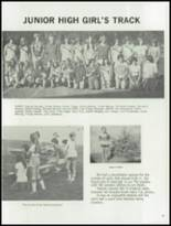 1977 Montesano High School Yearbook Page 92 & 93