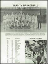 1977 Montesano High School Yearbook Page 98 & 99