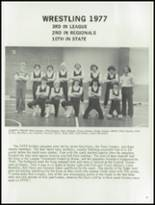 1977 Montesano High School Yearbook Page 100 & 101