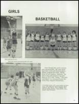 1977 Montesano High School Yearbook Page 104 & 105