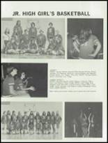 1977 Montesano High School Yearbook Page 108 & 109