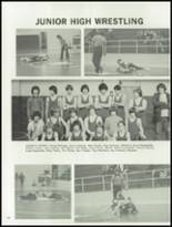1977 Montesano High School Yearbook Page 112 & 113
