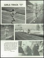 1977 Montesano High School Yearbook Page 120 & 121