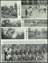 1977 Montesano High School Yearbook Page 124 & 125
