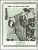 1977 Montesano High School Yearbook Page 154 & 155