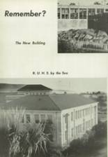 1949 Redondo Union High School Yearbook Page 10 & 11