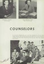 1949 Redondo Union High School Yearbook Page 14 & 15