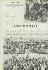 1949 Redondo Union High School Yearbook Page 36 & 37
