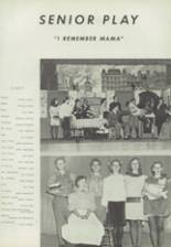 1949 Redondo Union High School Yearbook Page 54 & 55