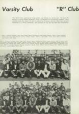 1949 Redondo Union High School Yearbook Page 90 & 91