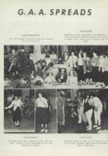 1949 Redondo Union High School Yearbook Page 100 & 101