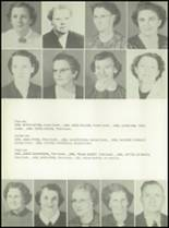1956 Geneva County High School Yearbook Page 10 & 11
