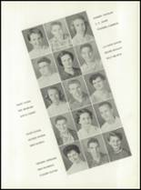 1956 Geneva County High School Yearbook Page 22 & 23