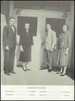 1956 Geneva County High School Yearbook Page 24 & 25