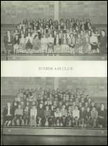 1956 Geneva County High School Yearbook Page 54 & 55