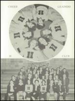 1956 Geneva County High School Yearbook Page 56 & 57
