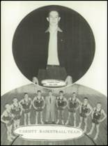 1956 Geneva County High School Yearbook Page 64 & 65