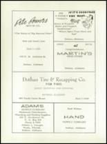 1956 Geneva County High School Yearbook Page 78 & 79