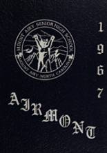 1967 Yearbook Mt. Airy High School