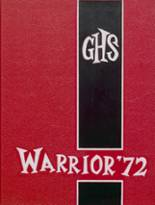 1972 Yearbook Granite City High School
