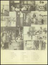 1950 Burkburnett High School Yearbook Page 28 & 29