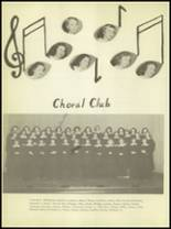 1950 Burkburnett High School Yearbook Page 60 & 61