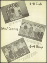1950 Burkburnett High School Yearbook Page 62 & 63