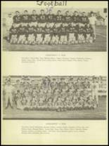 1950 Burkburnett High School Yearbook Page 66 & 67