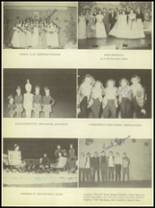 1950 Burkburnett High School Yearbook Page 78 & 79