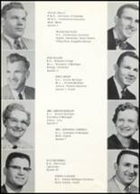 1960 Bangor High School Yearbook Page 12 & 13