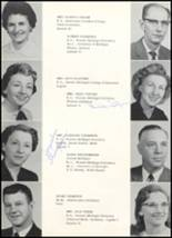 1960 Bangor High School Yearbook Page 14 & 15