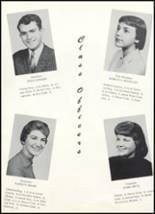1960 Bangor High School Yearbook Page 16 & 17