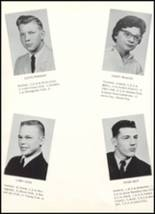 1960 Bangor High School Yearbook Page 20 & 21