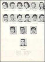1960 Bangor High School Yearbook Page 34 & 35