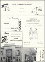 1960 Bangor High School Yearbook Page 96 & 97