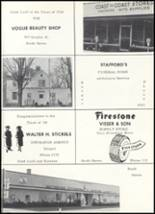 1960 Bangor High School Yearbook Page 98 & 99