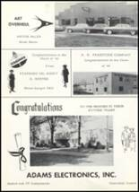 1960 Bangor High School Yearbook Page 102 & 103