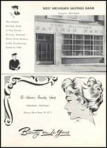 1960 Bangor High School Yearbook Page 104 & 105