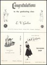 1960 Bangor High School Yearbook Page 106 & 107