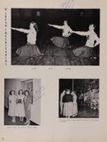 1957 Rosebud High School Yearbook Page 32 & 33