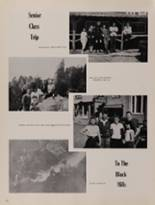 1957 Rosebud High School Yearbook Page 36 & 37