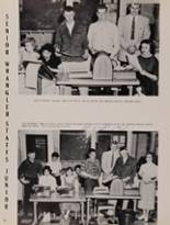 1957 Rosebud High School Yearbook Page 40 & 41