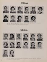 1957 Rosebud High School Yearbook Page 44 & 45