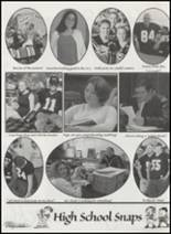 2000 Apache High School Yearbook Page 24 & 25